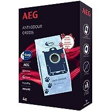 AEG S-Bag Staubsaugerbeutel Filtertüten für AEG VX6-2-IW-5VX6-2-RR Staubsauger