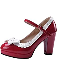 Suchergebnis Auf Amazon De Fur 34 Pumps Damen Schuhe Handtaschen