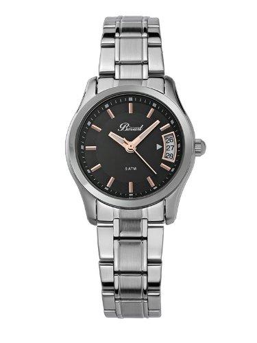 Bossart Watch Co. Basic BW-1002-SS Armbanduhr für Sie Zeitloses Design - 2