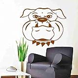 guijiumai Dctal Hundepflege Salon Pet Shop Aufkleber Aufkleber Poster Vinyl Wandkunst Aufkleber...