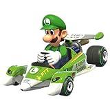 GAMES & TOYS|CARRERA 17320 Nintendo Pull Speed Mario Kart 8 Circuit Special Luigi car Box