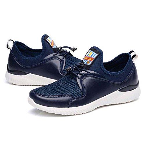 ZXCV Scarpe all'aperto Scarpe casual uomo scarpe scarpe scarpe comode scarpe respirabili Blu