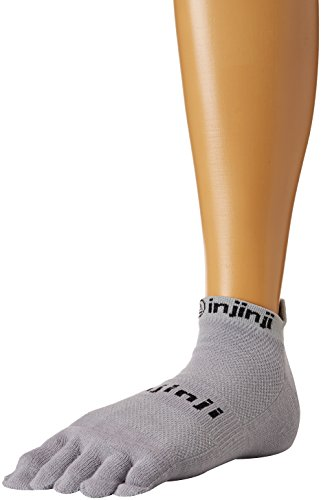 Injinji - 2.0 Run Original Weight No Show Toesocks - Chaussettes