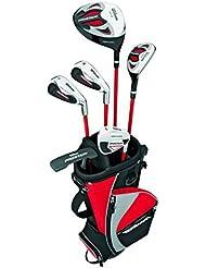 Wilson ProStaff Ensemble golf Junior (11-14 ans) Rouge Droitier