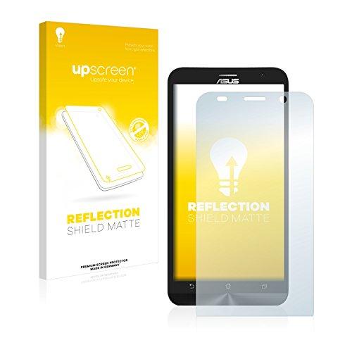 upscreen Matt Schutzfolie kompatibel mit Asus ZenFone 2 ZE551ML - Entspiegelt, Anti-Reflex, Anti-Fingerprint
