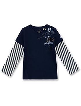 Sanetta Jungen Langarmshirt