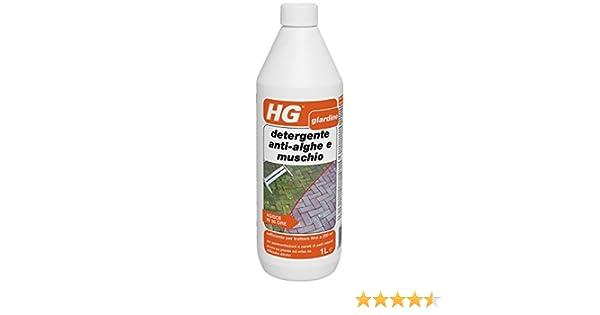 Hg detergente anti alghe e muschio amazon alimentari e cura
