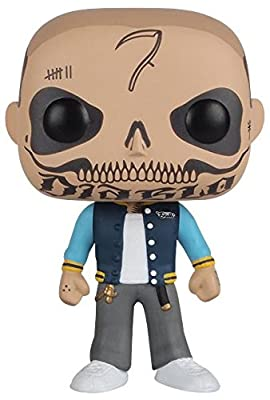 Suicide Squad Diablo Vinyl Figure 103 Figurine de collection