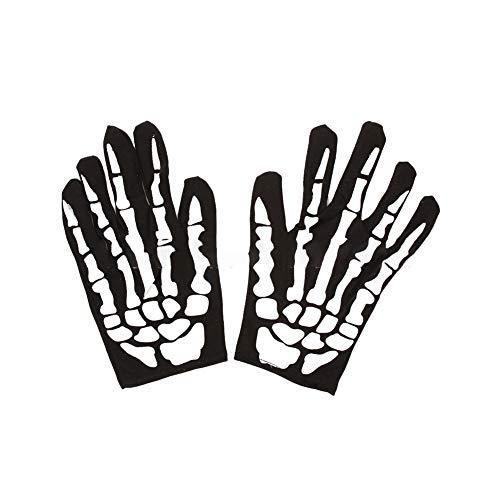 Halloween Party Set Halloween ?? Skelett Handschuhe Party Ball Requisiten 1 Paar für Festival Cosplay Halloween Kostüm