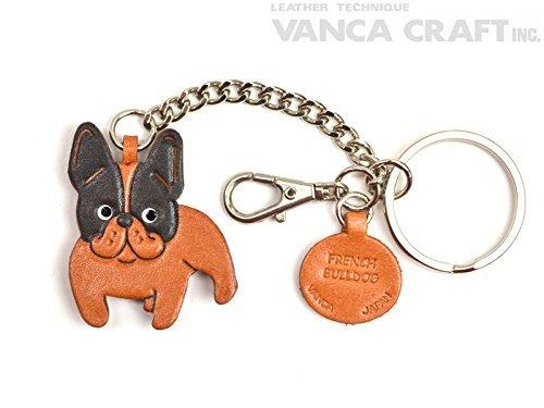 genuine-leather-ring-charm-french-bulldog-handmade-made-in-japan-new-craftsman-vanca-japan-import