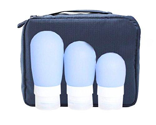Exquis cosmétiques bouteilles Bouteille d'applicateur-15(Ensemble de quatre)