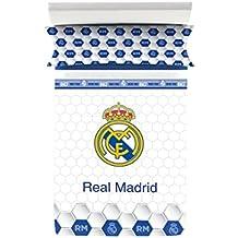 Juego de Sábanas Manterol Real Madrid Mod. 258 Cama 90 cm.