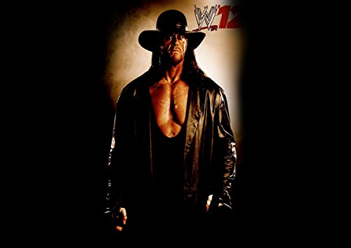 My Little Poster Poster der Undertaker WWE Legend Wandkunst