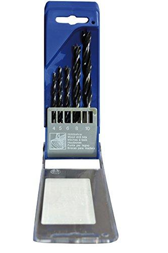 Makita P-57657 Holzbohrer-Set 4-10mm