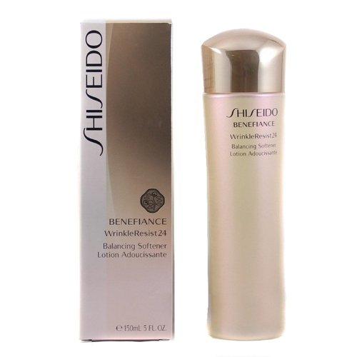 Benefiance Wrinkleresist24 Balancing Softener (Shiseido Benefiance Wrinkleresist24 Balancing Softener for Unisex, 5 Ounce by Shiseido)