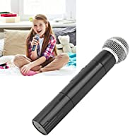 Toy Microphone, Fake Microphone Highly Simulated Lightweight for Costume Prop for Stage for Party Favors