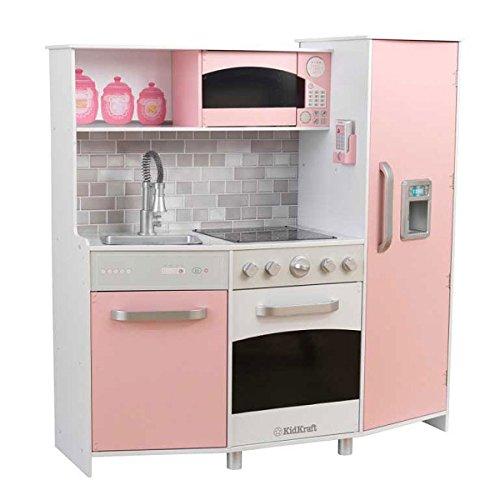 Kidkraft Spielküche mit Licht und Sound, rosa