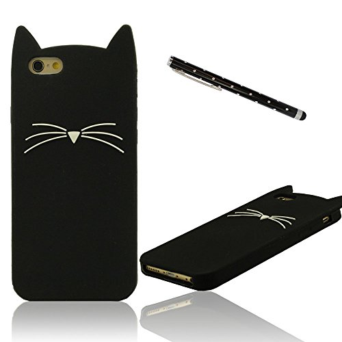 silicone-coque-pour-iphone-6-iphone-6s-47-pouce-dessin-anime-style-3d-chat-modelisation-apparence-co