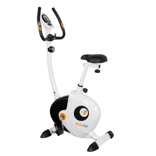 GETFIT RIDE 250 Cyclette Home Bike - Volano 7kg