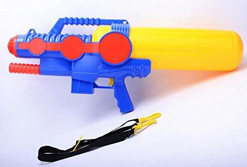 HJXJXJX Übergroßer 93cm hoher Druck zieht den Wassertank (Spielzeug Elektronische Maschine Gun)