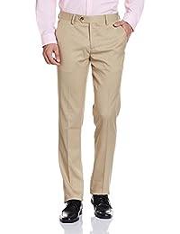 Louis Philippe Men's Formal Trousers