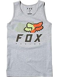 Nero Canotta da Bambino Chromatic Fox Colore
