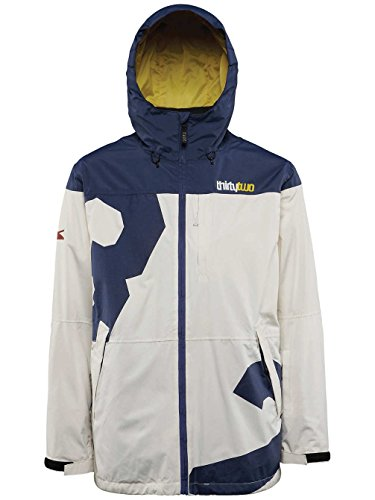 Thirty Two Vestes Shiloh white/blanc