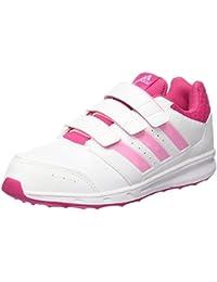adidas Lk Sport 2 Cf K, Zapatillas de Running Unisex Bebé, Pink/Weiß/Mint
