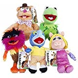 "Plush - Muppets Flopsies 8"" - Set 0f Five by Posh Paws"