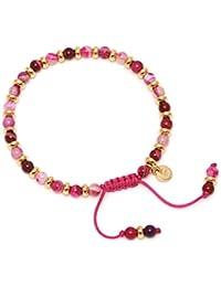 Lola Rose Women Agate Strand Bracelet of Length 26cm 0000000538329