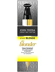 JOHN FRIEDA Sheer Blonde Go Blonder Traitement Éclaircissant à Rincer 34 ml