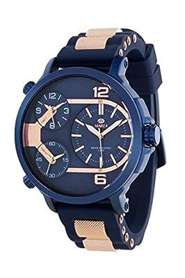 Reloj Marea Caballero B54088/6 Dual Time