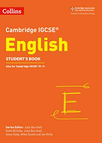 Cambridge IGCSE™ English Student's Book (Collins Cambridge IGCSE™) (Collins Cambridge IGCSE (TM)) por Keith Brindle