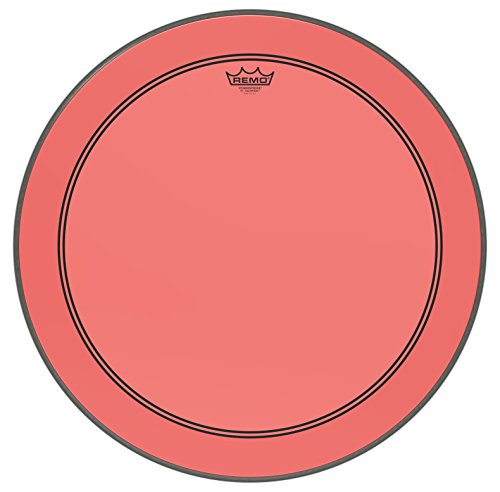 Remo Bass Drum Köpfe (P3-1324-ct-rd) (Drum-kopf Remo Bass)