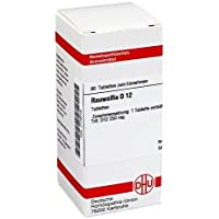 RAUWOLFIA D 12 Tabletten 80 St Tabletten preisvergleich bei billige-tabletten.eu