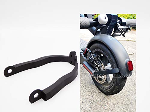 Q P Quality Printing 3D All-new Mudguard Bracket Fender Support for Xiaomi  Mijia M365/M365 Pro/M187 Scooter Mod Upgrade Modification Kits