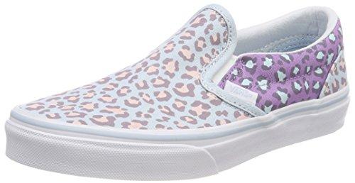 lassic Slip-on Sneaker, Mehrfarbig (2-Tone Leopard), 27 EU (Vans Slip-ons, Kinder)