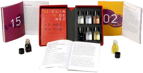 Le Nez du Vin :Clin de Nez, 6 arômes (en anglais)