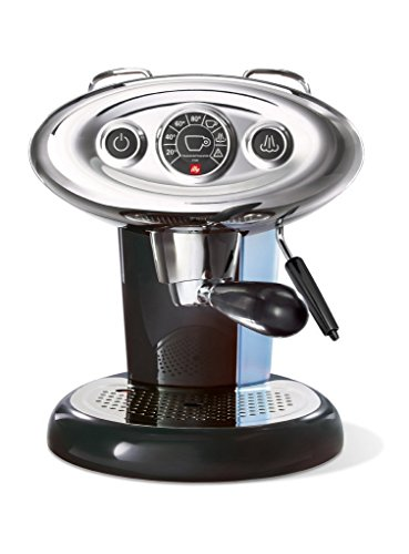 Black : Francis Francis for Illy X7. 1 Expresso Coffee Maker, Black