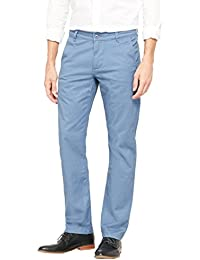 Dockers Herren Hose, Alpha Khaki Slim Tapered Stretch Twill
