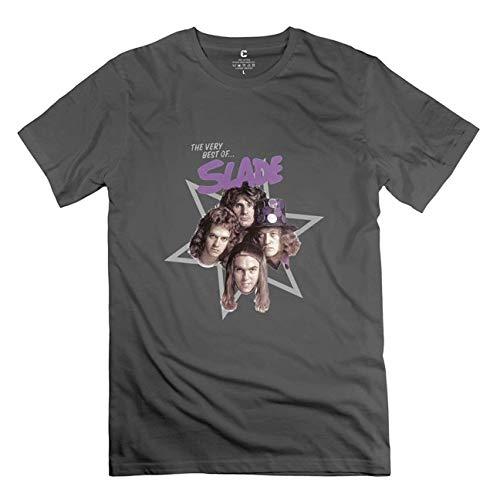 Pre-short Sleeve Graphic T-shirt (Men's Slade Pre-Cotton Design T-Shirt)
