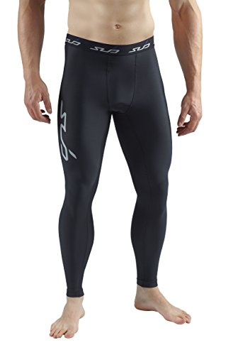 sub-sports-cold-calzamaglia-termica-a-compressione-strato-base-uomo-nero-nero-medium