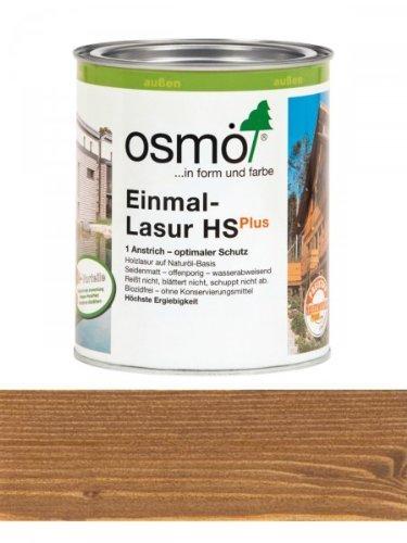 OSMO Einmal-Lasur HS Plus 750ml Nussbaum 9261