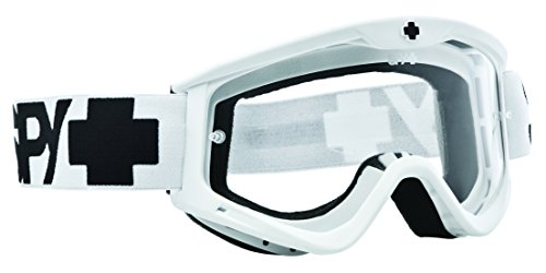 Spy 320809632097 Mx Goggle Clear Af W/Post One size