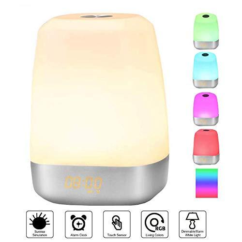 Wake Up Light, Wake Up Light - Despertador digital