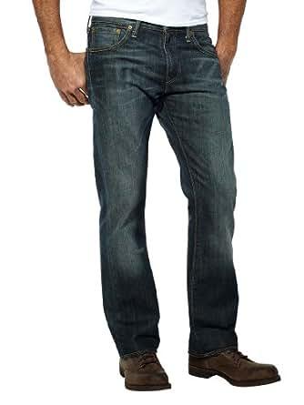 Levis - Bleu 527 Bootcut Jeans - Homme - Taille: W32-L32