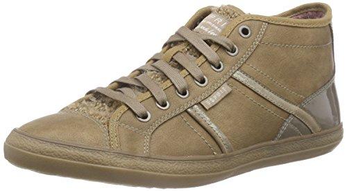 ESPRITMiana Bootie - Sneaker alta Donna , Beige (Beige (230 camel)), 39