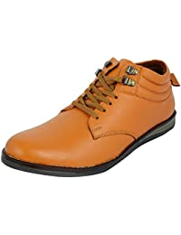 Shoeniverse Men's Premium 120 Outdoor Casual Sneakers Shoes (Loafers and Mocassins)