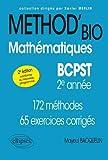 Mathématiques BCPST-2 - 2e édition conforme au nouveau programme - Method'BIO