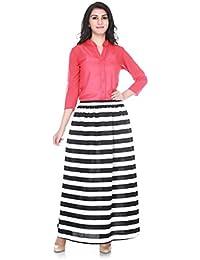 Adyuth Women Georgette & Polycrepe Dress